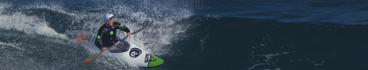 3x Surf Kayak World Champion
